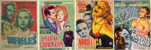 Plakaty do filmów z Irasemą Dilian
